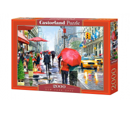 Castorland New York Cafe (200542)