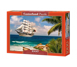 Castorland Sailing in the Tropics (103430)