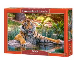 Castorland Sumatran Tiger (B-52745)