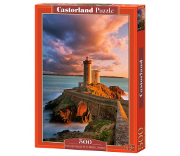 Castorland The Lighthouse Petit Minou, France (B-52530)
