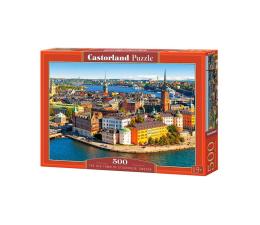 Castorland The Old Town of Stockholm, Sweden (B-52790 )