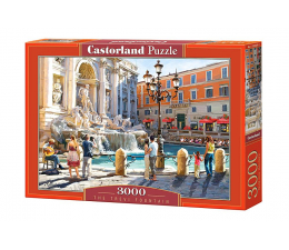 Castorland TheTrevi Fountain (300389)
