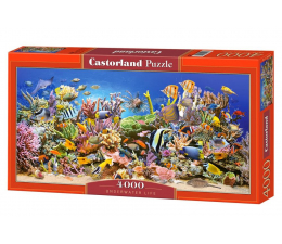 Castorland Underwater Life (400089)