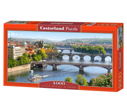 Castorland Vltava Bridges in Prague (400096)