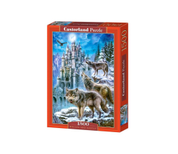 Castorland Wolves and Castle (151141)