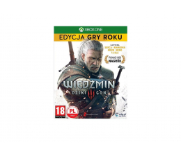 CD Projekt Red Wiedźmin 3 Edycja Gry Roku GOTY  (5902367640286)