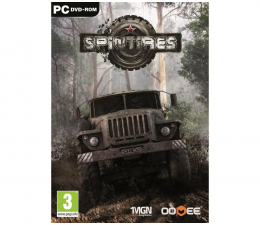 CD Projekt Spintires (5907610752600 / 5907610748641)