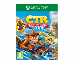CENEGA Crash Team Racing Nitro-Fueled (5030917269646)