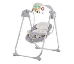 Chicco Polly Swing Up Silver (8058664060146)