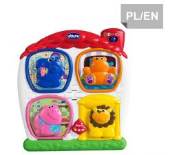 Chicco Puzzle domek PL/EN (8058664024711)