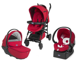 Chicco Trio Living Smart Red (8058664013678)
