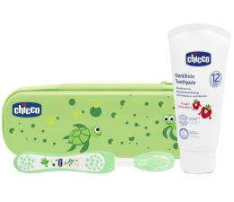Chicco Zestaw pasta i szczotka do zębów zielony (00007533000000)