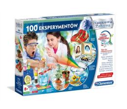 Clementoni 100 eksperymentów (50522)
