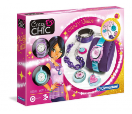 Clementoni Crazy Chic Crazy zegarek (78254)