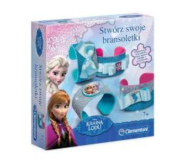 Clementoni Disney Frozen Stwórz swoje bransoletki (60899)