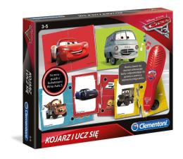 Clementoni Disney Kojarz i ucz się Cars (60971)