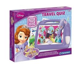 Clementoni Disney Travel Quiz Jej wysokość Zosia (60237)