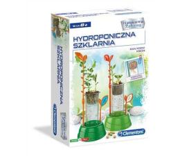 Clementoni Hydroponiczna szklarnia (50516)