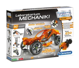 Clementoni Laboratorium Mechanika (60595)