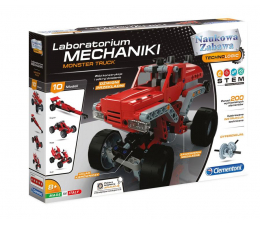 Clementoni Laboratorium Mechaniki Monster Truck (50062)