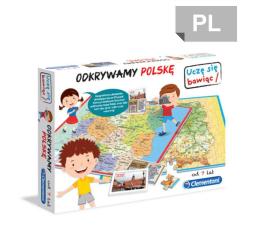 Clementoni Odkrywamy Polskę (60922)