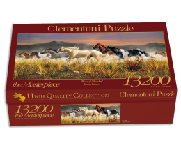 Clementoni Puzzle Band of Thunder 13200el. (38006)