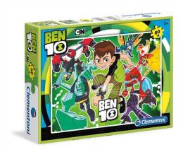 Clementoni Puzzle Ben 10 60 el. (08432)