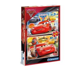 Clementoni Puzzle Disney 2x20 el. Cars 3 (7027)