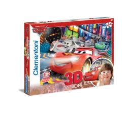 Clementoni Puzzle Disney 3D Vision Cars 104 el. (20044)