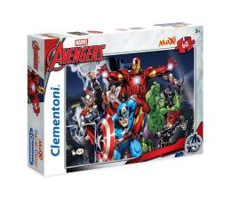 Clementoni Puzzle Disney 60 el Maxi The Avengers  (26749)