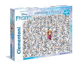 Clementoni Puzzle Disney Imposible Puzzle! Frozen (39360)