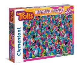 Clementoni Puzzle Disney Imposible Puzzle! Trolls (39369)