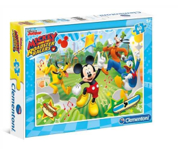 Clementoni Puzzle Disney Mickey and the Roadster Racers 60 el. (08434)