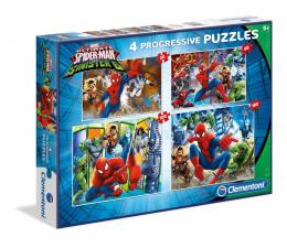 Clementoni Puzzle Disney Spider-Man 20+60+100+180 el.  (96011)