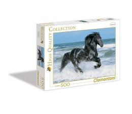 Clementoni Puzzle HQ  Black Horse (30175)