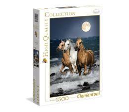 Clementoni Puzzle HQ  Cavalli in corsa (31676)