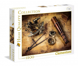 Clementoni Puzzle HQ  Course To The Treasure (31808)