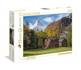 Clementoni Puzzle HQ  Fascination With Matterhorn (32561)