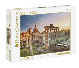 Clementoni Puzzle HQ  Forum romanum (32549)