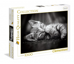 Clementoni Puzzle HQ Kitty (39422)