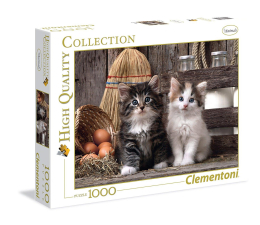 Clementoni Puzzle HQ  Lovely Kittens (39340)
