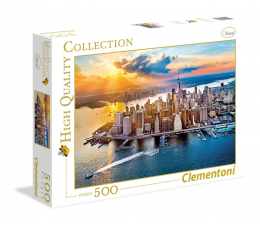 Clementoni Puzzle HQ New York (35038)