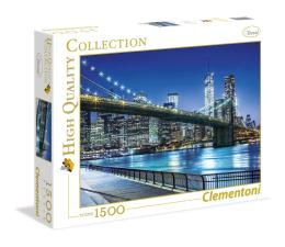 Clementoni Puzzle HQ  New York (31804)