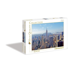 Clementoni Puzzle HQ  New York (32544)