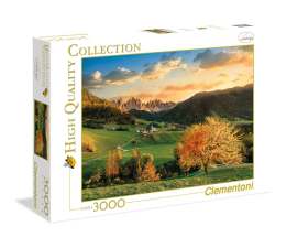 Clementoni Puzzle HQ  The Alps (33545)