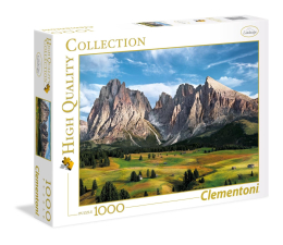 Clementoni Puzzle HQ The Coronation Of The Alps (39414)