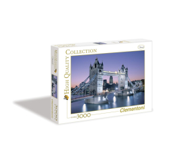 Clementoni Puzzle HQ  Tower Bridge (33527)