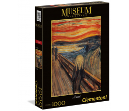 Clementoni Puzzle Museum Munch: L'Urlo (39377)