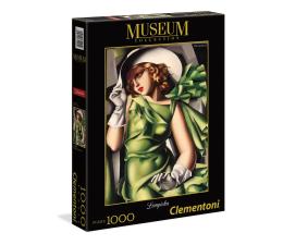 Clementoni Puzzle Museum Tamara De Lempicka - Giovane fanciulla  (39332)