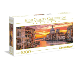 Clementoni Puzzle Panorama HQ  The Grand Canal - Venice (39426)